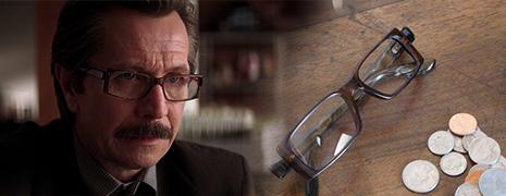 Quelles lunettes pour Gary Oldman dans le dernier Batman?