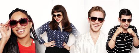 Louis Vuitton, les stars adorent pour leurs lunettes de soleil