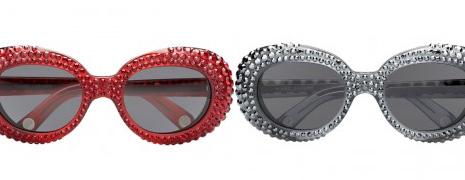 Nouvelle paire de lunettes chez Marc Jacobs