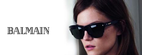 Balmain lance sa nouvelle collection de lunettes de soleil