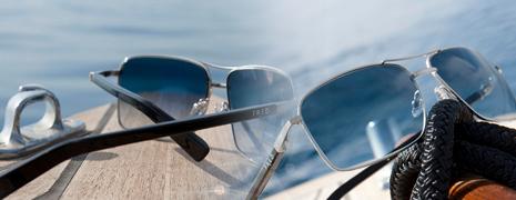 La nouvelle collection de lunettes de soleil par Fred