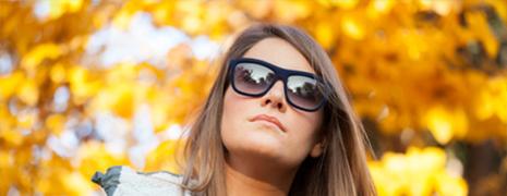 Optez pour des verres photochromiques pour vos lunettes de soleil