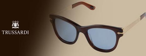 lunettes de soleil Trussardi
