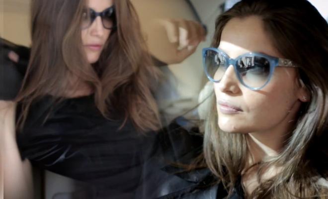 Chanel: nouvelle campagne de lunettes de soleil avec Laetitia Casta