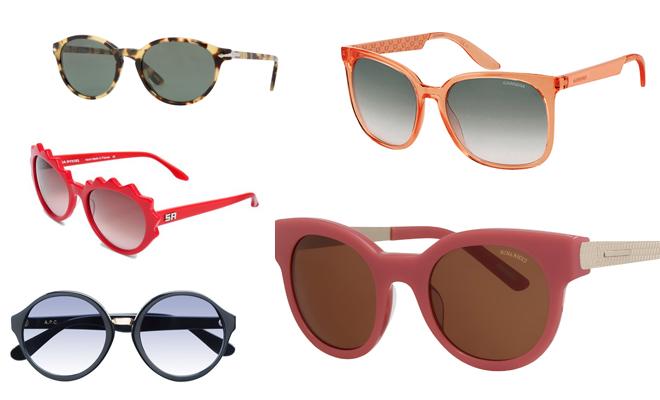 Une sélection de 10 paires de lunettes de soleil idéales pour les beaux jours