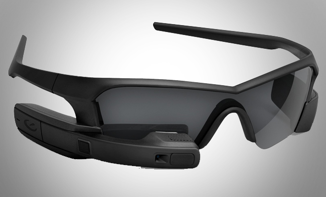 Lunettes de soleil Recon Jet HUD, bien plus que des lunettes