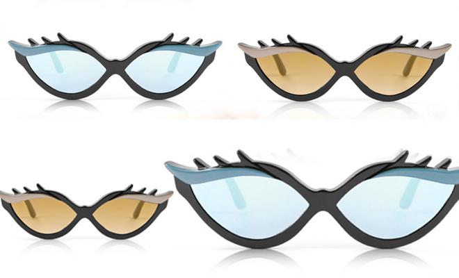 Pollini rend hommage à Sophia Loren avec une paire de lunettes de soleil