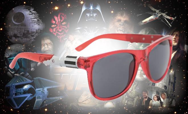 Les lunettes à la Star Wars