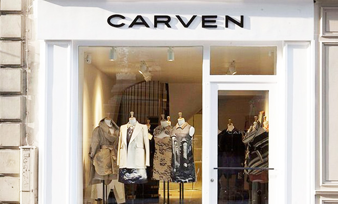 Lunettes de soleil Carven : L'écaille n'a jamais été aussi glamour