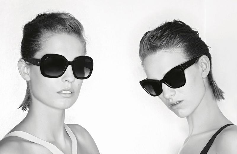 Nouvelle collection de lunettes Chanel Prestige 2013