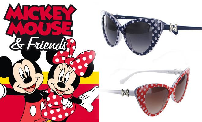 Afflelou et Minnie Mouse, une folle histoire d'amour