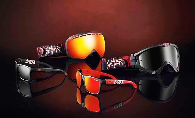 Les lunettes de soleil Slayer sont là !