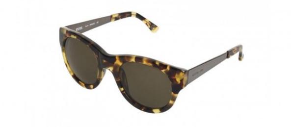 quinn tortoise and gunmetal sunglasses