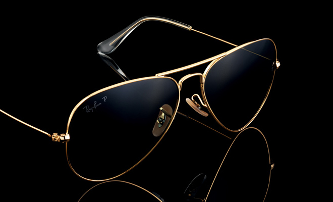 Aviator solid gold - 3025K 160 n5