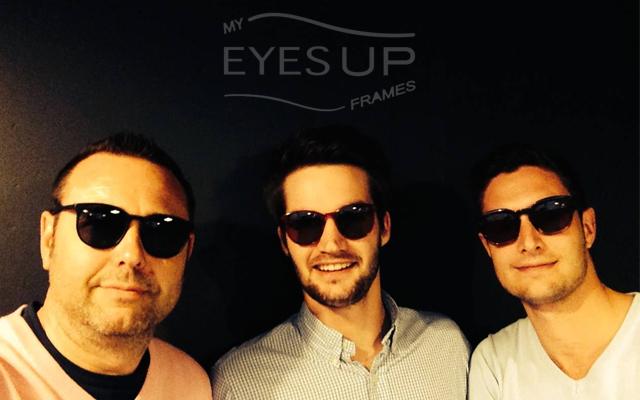 Découvrez le marché des lunettes de créateurs My Eyes Up