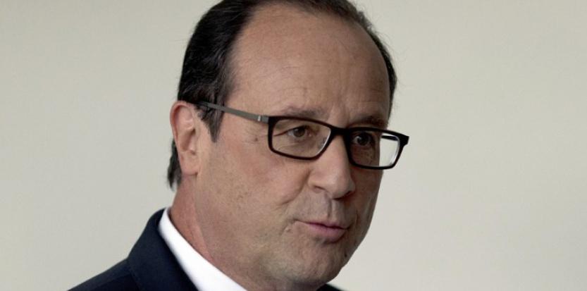 Les prochaines lunettes de soleil de François Hollande
