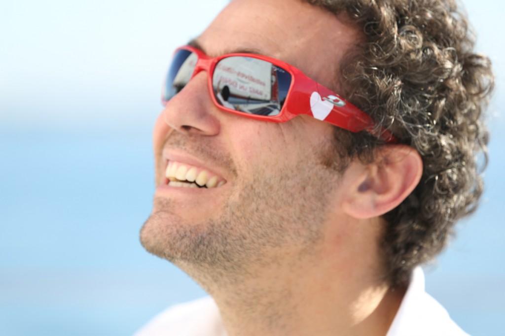 Les lunettes des skipers de la Route du Rhum
