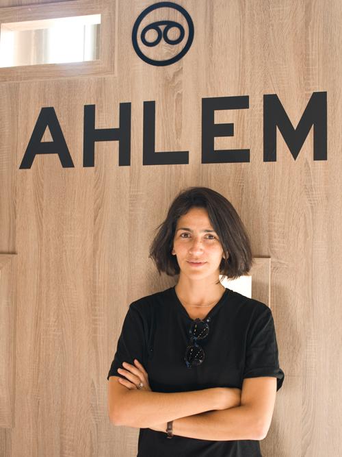 Connaissez-vous la créatrice de lunettes Ahlem?