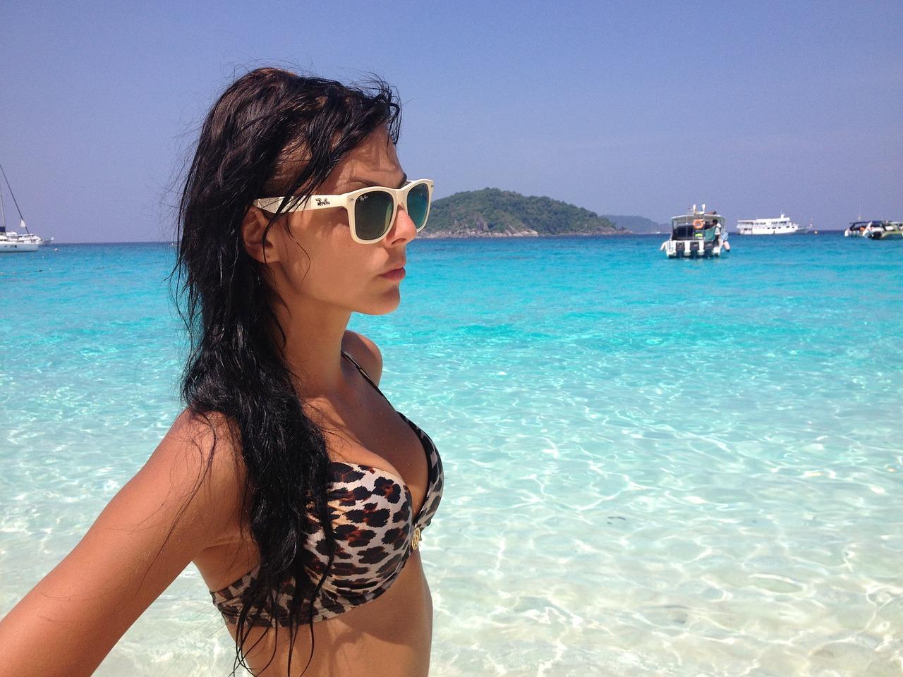 Les indices de protection des lunettes de soleil