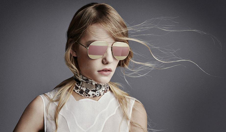 Pour cet été on choisit les Dior Split