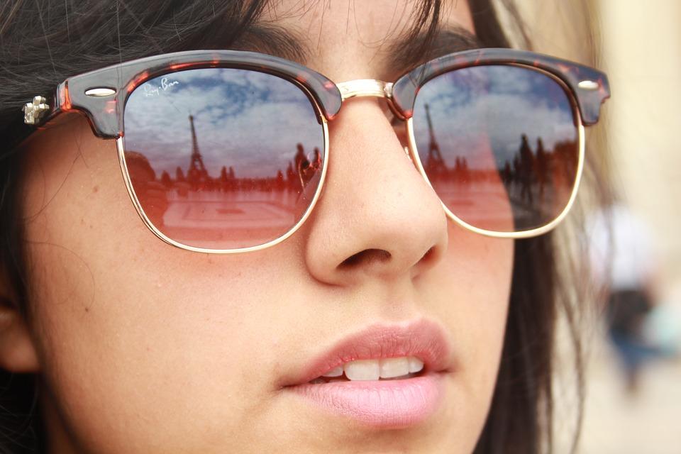 Découvrez l'histoire des lunettes de soleil